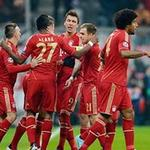 Bóng đá - Frankfurt - Bayern: Đăng quang