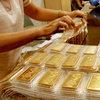 Càng đấu thầu, vàng miếng càng rẻ?