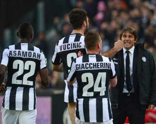 Juventus – Pescara: Thắng lợi vất vả - 1