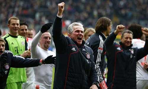 Bayern giành đĩa Bạc với siêu kỷ lục - 1
