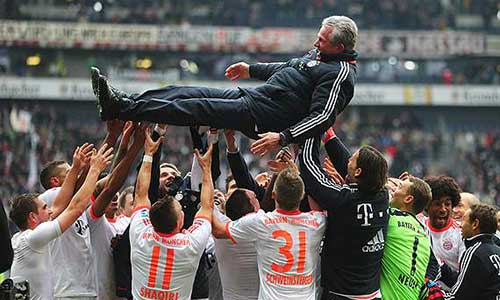 Bayern giành đĩa Bạc với siêu kỷ lục - 2