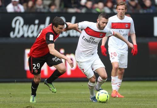 Rennes – PSG: Bàn đạp tới Nou Camp - 1