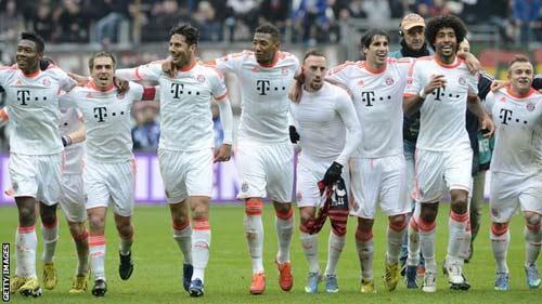Khoảnh khắc Bayern vô địch sớm Bundesliga - 6