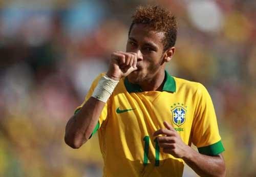 Bolivia - Brazil: Show diễn của Neymar - 1
