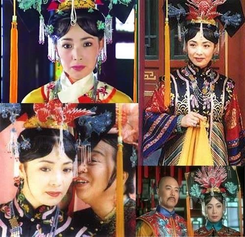 Hoàng hậu trong 'Hoàn Châu cách cách' suýt chết hụt - 1