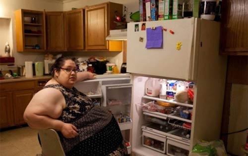 10 ảnh độc của bà mẹ 453kg - 8