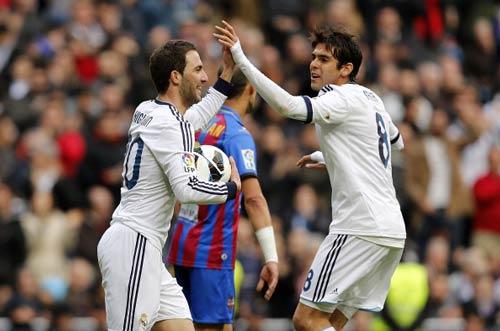 """Real: """"Bàn tay nhỏ"""" cho Mourinho - 1"""