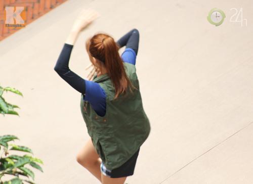 Dàn sao Hàn nhảy điên cuồng cùng fan Việt - 7