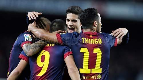 Barca: Hãy đến đây, PSG! - 1
