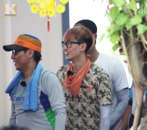 Dàn sao Hàn nhảy điên cuồng cùng fan Việt - 8