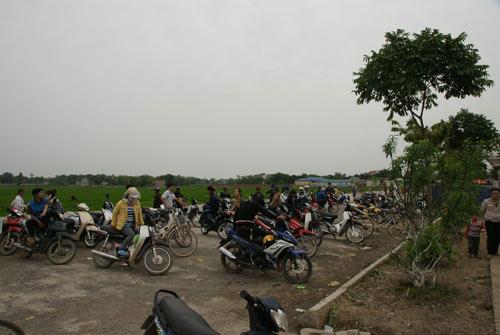 Lửa thiêu 1000 xe máy: Mai lại đi xe đạp - 6