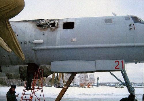 """""""Biểu tượng máy bay ném bom"""" của Nga phát hỏa - 1"""