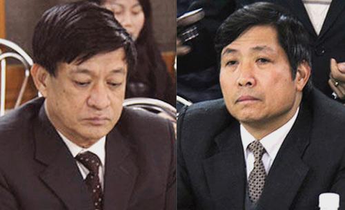 Cựu Chủ tịch và Phó Chủ tịch Tiên Lãng ra tòa - 1