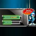 Điện thoại - Giải pháp tăng tốc sạc pin cho iPhone, iPad