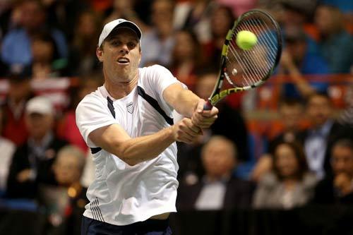 Djokovic – Querrey: Sức mạnh ngôi sao (Davis Cup) - 1