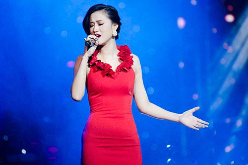 Hương Tràm tỏa sáng tại Bài hát yêu thích - 11
