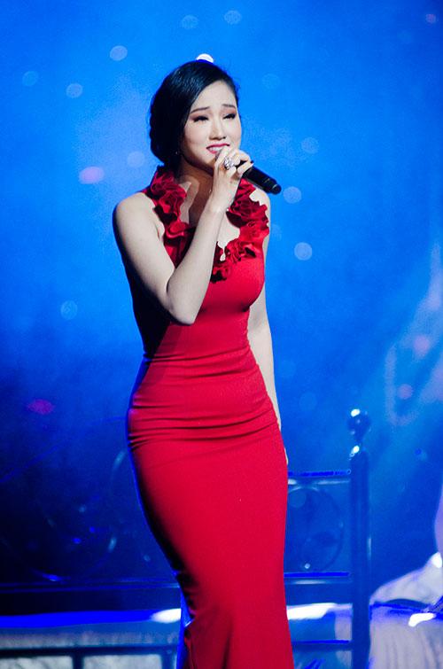 Hương Tràm tỏa sáng tại Bài hát yêu thích - 13