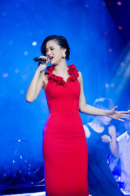 Hương Tràm tỏa sáng tại Bài hát yêu thích - 15