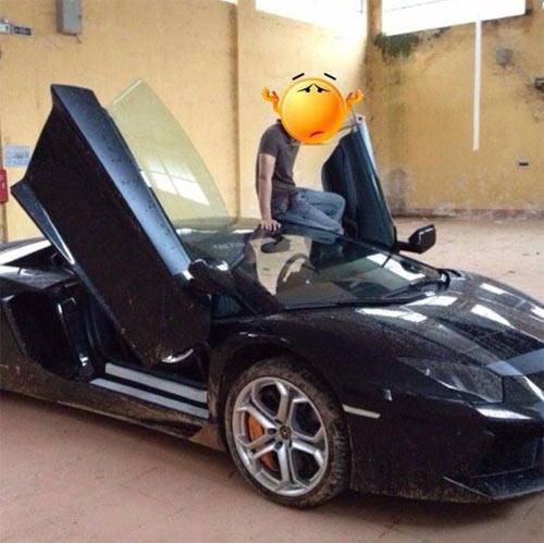 Lamborghini Aventador màu đen bất ngờ về VN - 2