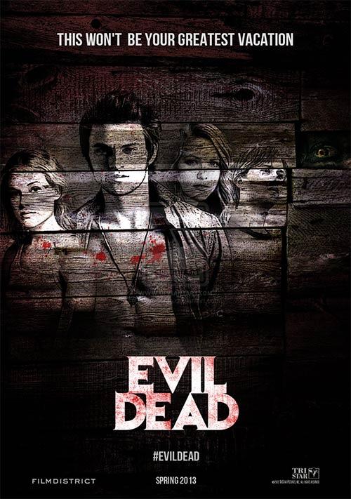 "Phim kinh dị ""Evil Dead"" thắng lớn - 1"