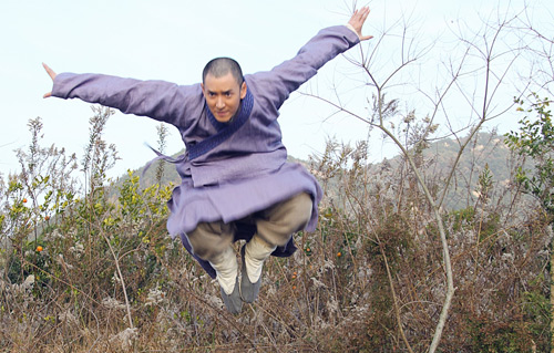 Sốt vì hòa thượng của Tân Thiên long - 5