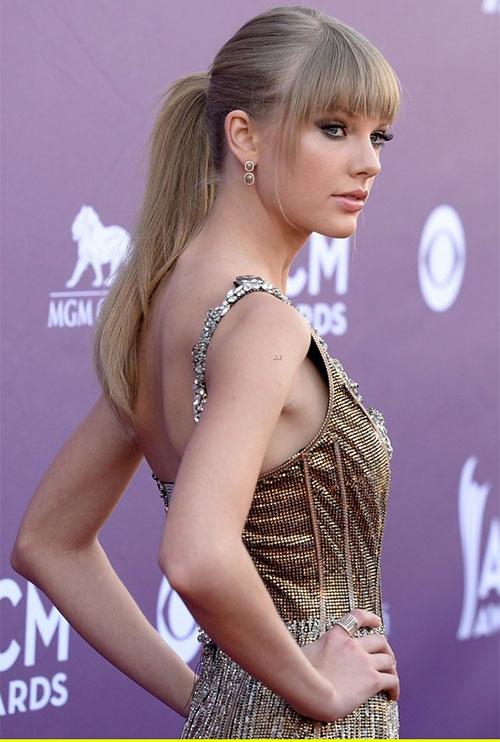 Taylor Swift đẹp như nữ thần - 2