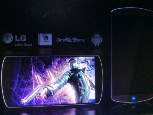 Nexus 5 lộ cấu hình, thiết kế đẹp - 1