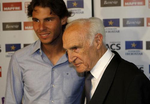 Nadal: Gen di truyền từ người cha (Kỳ 12) - 1