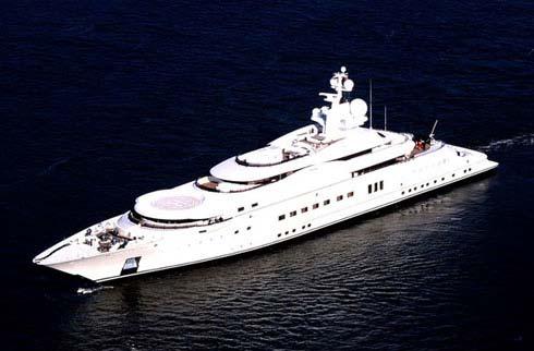 Chiêm ngưỡng những du thuyền đắt nhất TG - 3