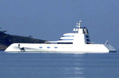 Chiêm ngưỡng những du thuyền đắt nhất TG - 5