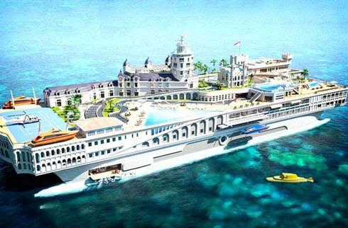 Chiêm ngưỡng những du thuyền đắt nhất TG - 8