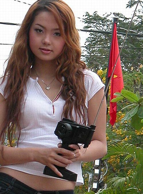 """Mỹ nhân Việt thời """"tập tành"""" đóng phim - 11"""