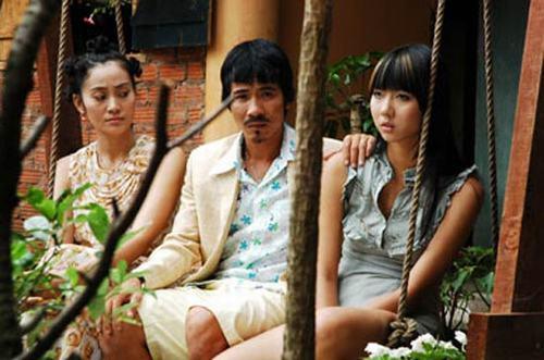 """Mỹ nhân Việt thời """"tập tành"""" đóng phim - 14"""