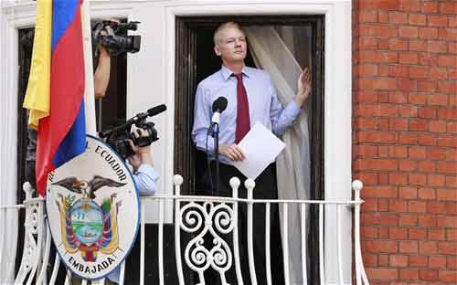 """WikiLeaks """"tung hê"""" tài liệu mật của Mỹ - 1"""