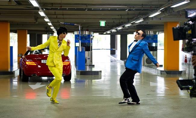 1,5 tỷ người xem và MV mới của Psy - 9