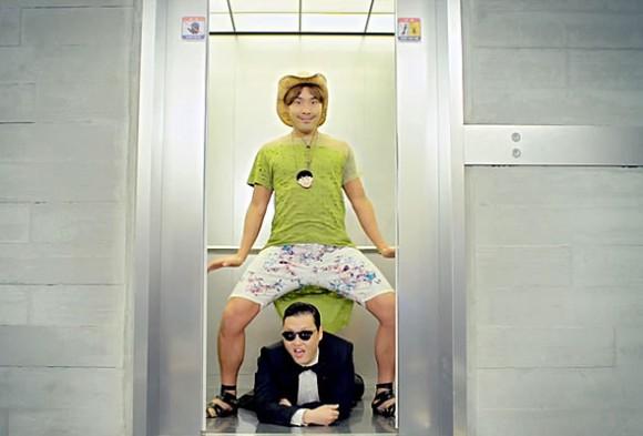 1,5 tỷ người xem và MV mới của Psy - 10