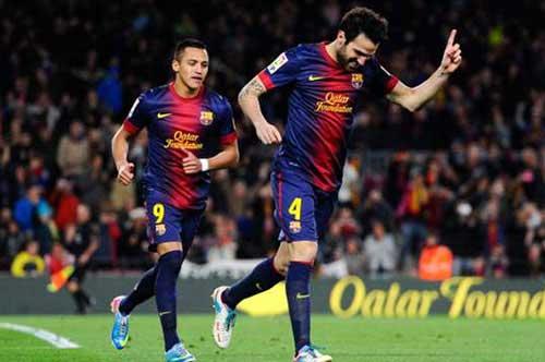 Liga sau V30: Sức mạnh Real, Barca - 2