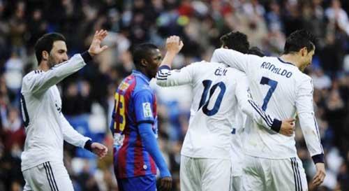 Liga sau V30: Sức mạnh Real, Barca - 1