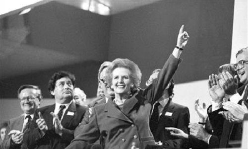Thatcher: Người đàn bà thay đổi nước Anh - 1
