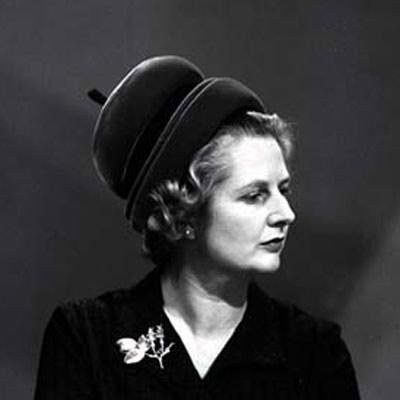 """Cuộc đời """"Bà đầm thép"""" Thatcher qua ảnh - 11"""
