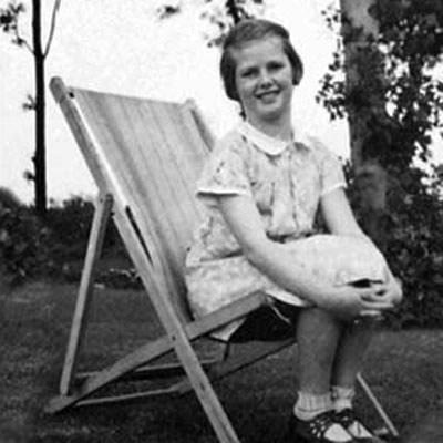 """Cuộc đời """"Bà đầm thép"""" Thatcher qua ảnh - 4"""
