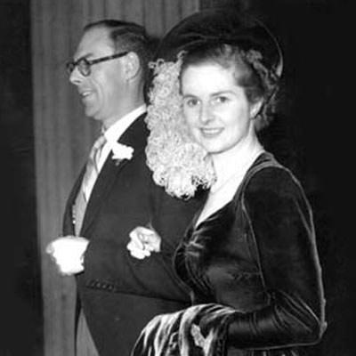 """Cuộc đời """"Bà đầm thép"""" Thatcher qua ảnh - 7"""
