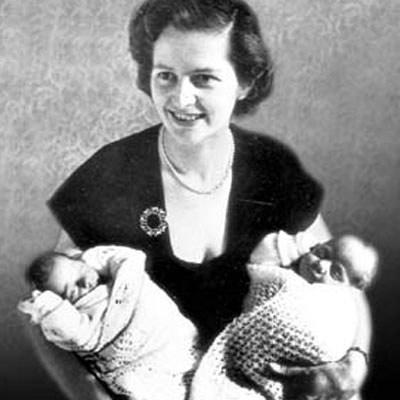 """Cuộc đời """"Bà đầm thép"""" Thatcher qua ảnh - 8"""