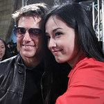 Hậu trường phim - Mai Phương Thúy nhí nhảnh bên Tom Cruise