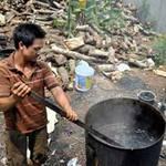 Thị trường - Tiêu dùng - Sốc: Bắp trộn đậu nành thành...cà phê