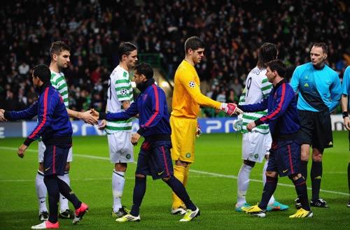 Barca gặp PSG: Ác mộng trọng tài - 1
