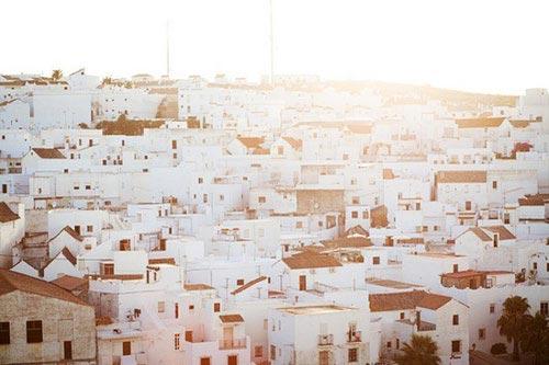 Thị trấn Trắng xinh đẹp ở Tây Ban Nha - 2