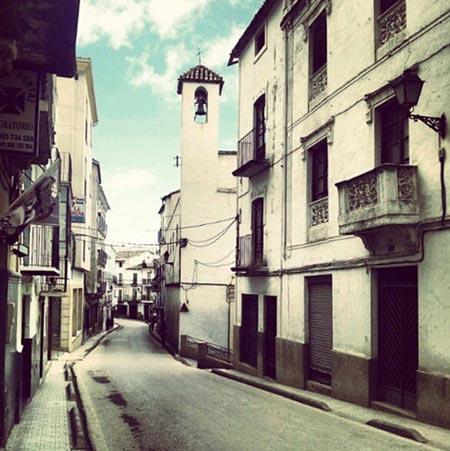 Thị trấn Trắng xinh đẹp ở Tây Ban Nha - 3