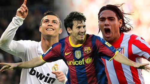 """Chuyện """"độc quyền"""" của Messi và Ronaldo - 2"""