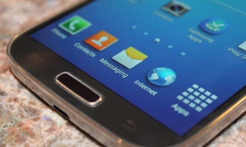 """Samsung tiết lộ Galaxy Mega màn hình """"khủng"""" - 1"""
